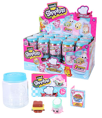 Shopkins Temporada 6 2 Pack
