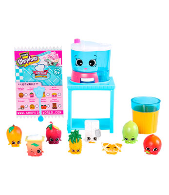 Shopkins Temporada 6 Packs Tematicos
