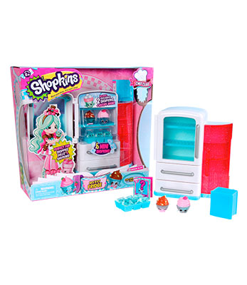 Shopkins Temporada 6 Playset