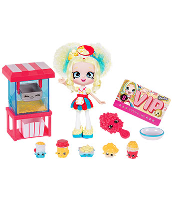 Shoppies Playset Popette