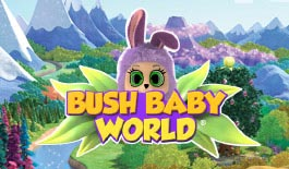 Bush Baby World Bandai