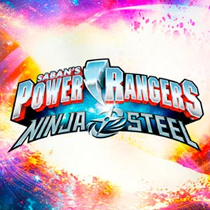 Power Rangers Ninja Steel Bandai