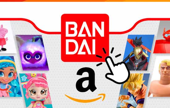 Bandai-amazon